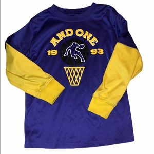 Other - And One 1993 Basketball Toddler Shirt